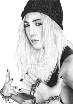 G-Dragon. by BlueBerry-is-cute