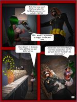 Bats in Harley's Belfry pg. 4 by TheSistersofMercy