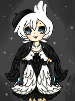 Swan Feathers by Ask-MusicPrincess3rd