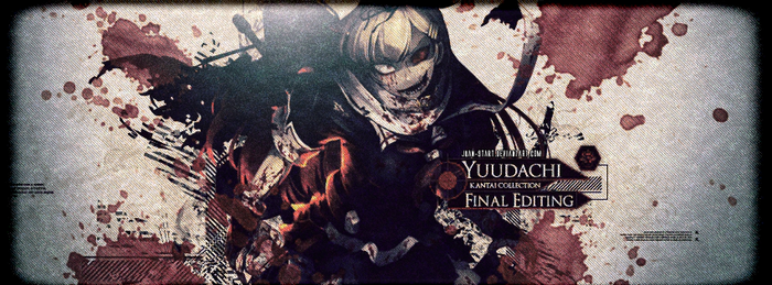 Yuudachi by Juan-Start