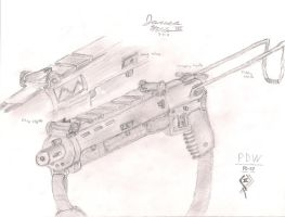PDW57 by woundedkneecap