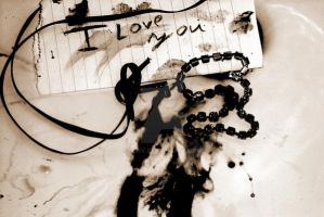 Love is passion by quev