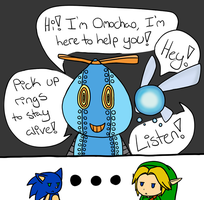 GIFT: The Not-Helpful Helpers by SamSonic