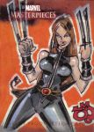 MM3 artist proof X-23 by jasinmartin