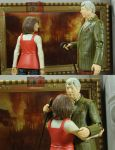 Sarah Jane meets the Curator by GhostLord89