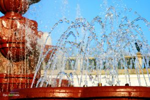 fountain by boltivec