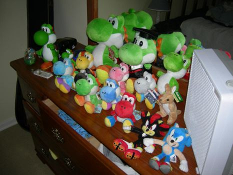 Yoshi Collection by digs1114