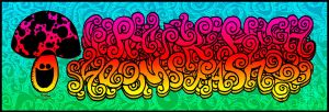 Shrooms No 1 Can't Read It by jhasson