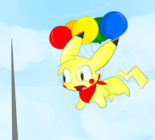 FLY FLY FLY :DDD by chibitracy