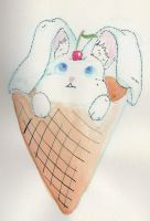 Bunny Cone by Squall1015