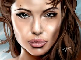 Angelina by DarDesign