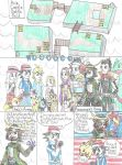Ash in the Ransei Region page 7 by Amber2002161