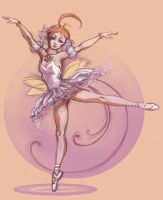 Princess Tutu by Brathanaelle
