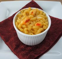 Lobster-Crab Mac n Cheese by RepoLadyWallace