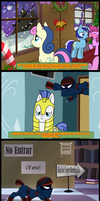 A gift for hearth's warming eve part 1 (Spanish) by Bro998
