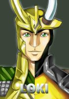 Loki by LadyDeadPooly