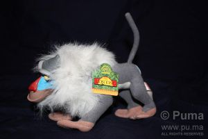 1994 Rafiki plush by Applause by dapumakat