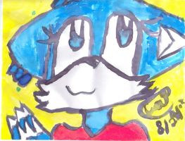 Carly :Water Colors: by Carlythefox