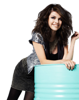 selena gomez png by EverythingColors