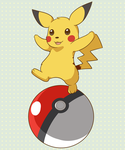 Pokeball Roll by Nozuki
