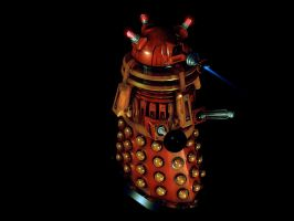 Dalek Supreme - new texture 2 by LEMIKEN