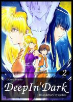 Deep'in Dark Vol.2 Cover by zpolice