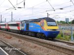 East Midlands Trains 43060 at Peterborough by The-Transport-Guild
