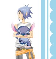 2D and Stitch by segamainia