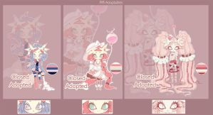 [CLOSED] ADOPT Auction 03 - :: Star O1 :: by Piffi-adoptables