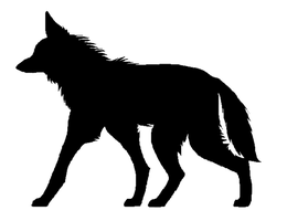 Maned Wolf Walk Cycle Animation (2012) by CherrySapphire