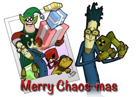 Merry Chaos-mas 2011 by Doks-Assistant
