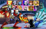Undertale - Under Fighter by WiL-Woods