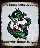 Kenpo Crest modified by sarahbevan11