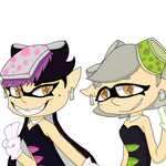 Callie And Marie by SonicMila