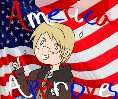 America Approves by AmphritriteL