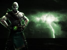 Quan Chi by cazetta