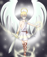 APH - Angel warrior by Mi-chan4649
