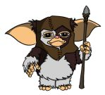 Gizmo the Ewok by ibentmywookiee