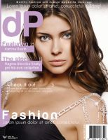 dP Magazine Cover by Forza27