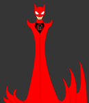 Red Lantern Batman by 115spartan