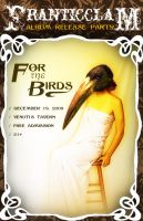 For the Birds Poster by MattSpire