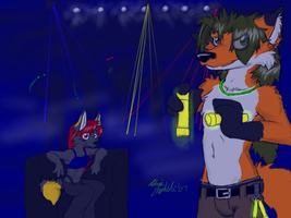 This Next Dance Is For.... by Renard-Foxx