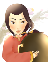 APH: Mulan China by asmallshortasian