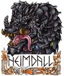 Heimdall Badge by AThousandRasps