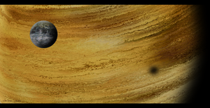 gas giant iii by istarlome