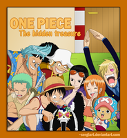 One Piece - The hidden treasure by SergiART