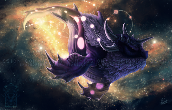 Commission: Stream of Stars [VIDEO] by ShadeofShinon