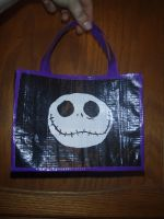 Jack duct tape purse by dragnfli76