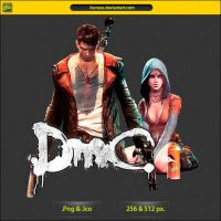 DmC: Devil May Cry - ICON by IvanCEs