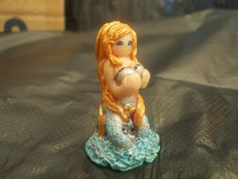 Miniature Statue- Water Element by MayaElixir